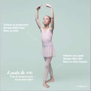 danse classique eveil