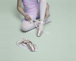 my little opera chaussons